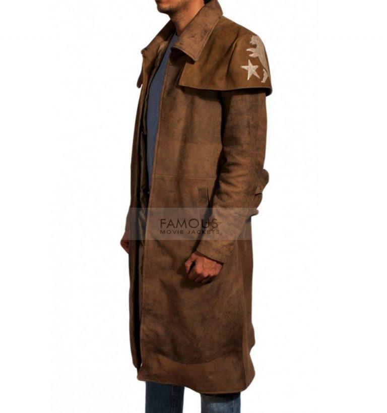 Fallout ranger jacket