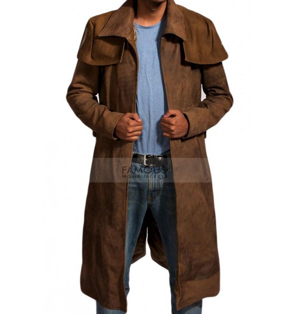 Fallout NCR Ranger Coat