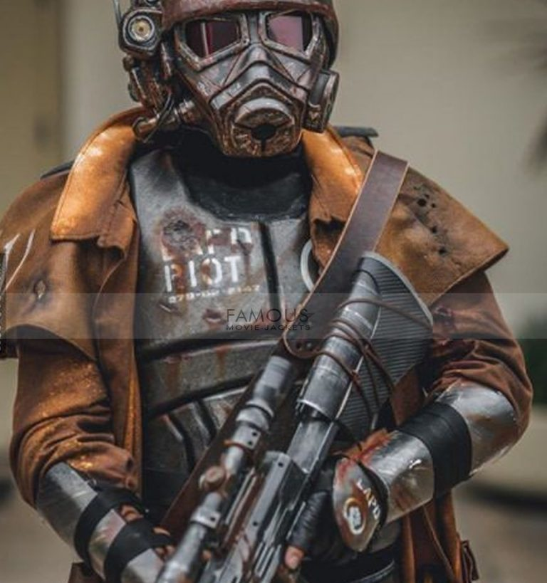 Fallout NCR cosplay coat