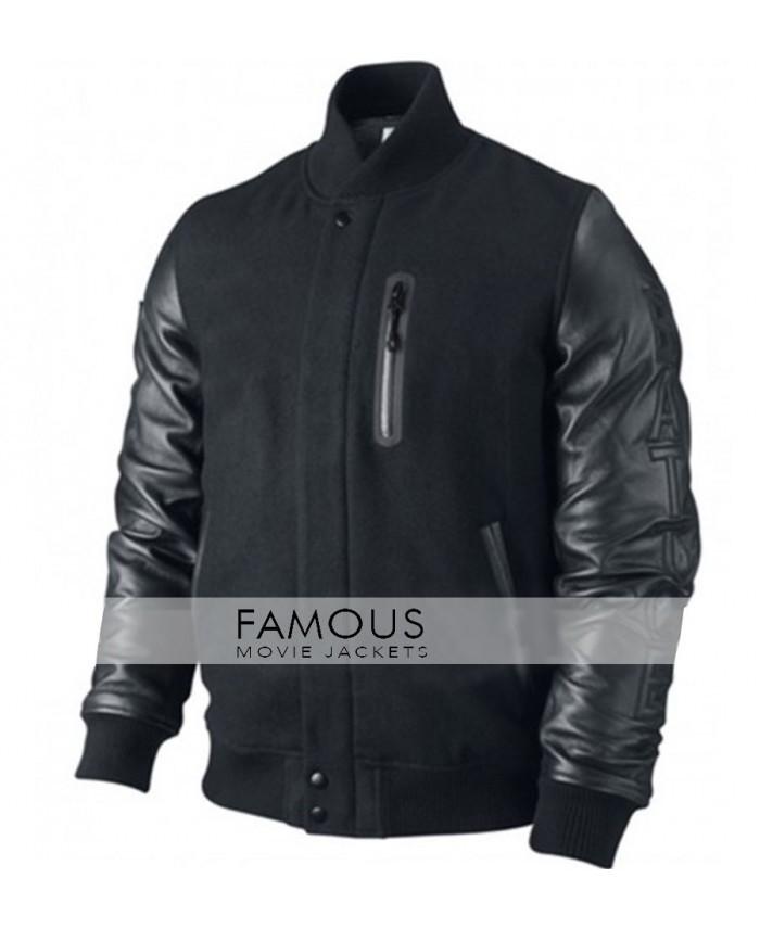 a3b9728a711c6a Michael B. Jordan Adonis Johnson Creed Varsity Jacket - FMJ
