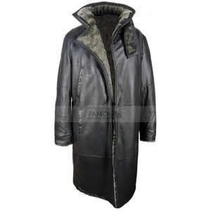 Blade Runner 2049 Ryan Gosling Officer Leather Coat