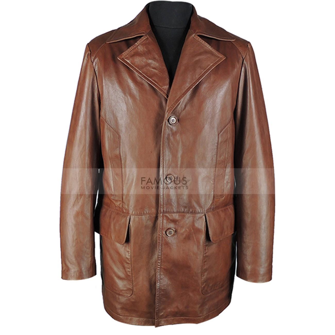 Donnie Brasco Johnny Depp Jacket