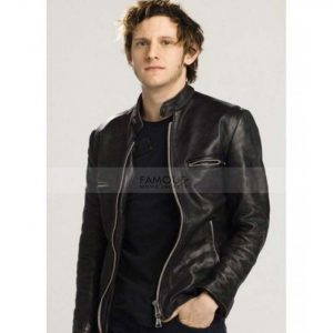 Jumper Jamie Bell Leather Jacket