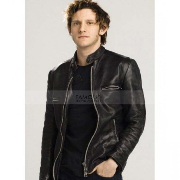 Jumper Jamie Bell Leather Jacket