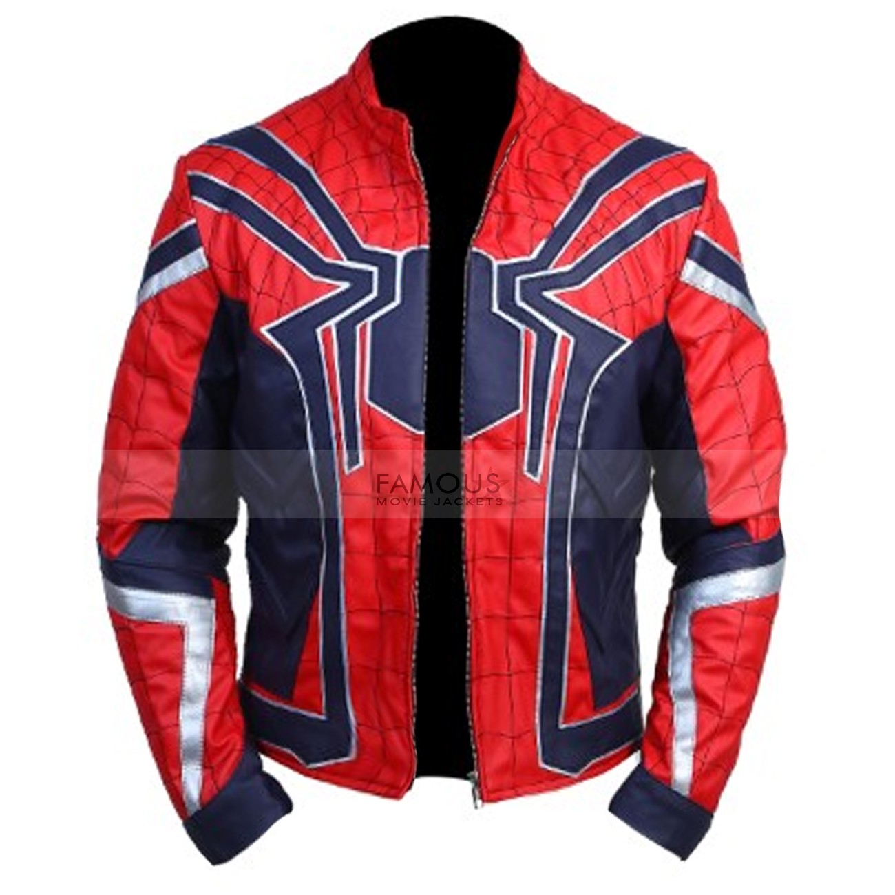 Spiderman Avengers Infinity War Iron Spider Jacket