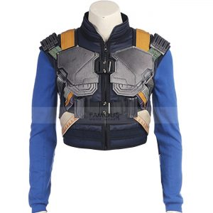Black Panther Erik Killmonger Vest