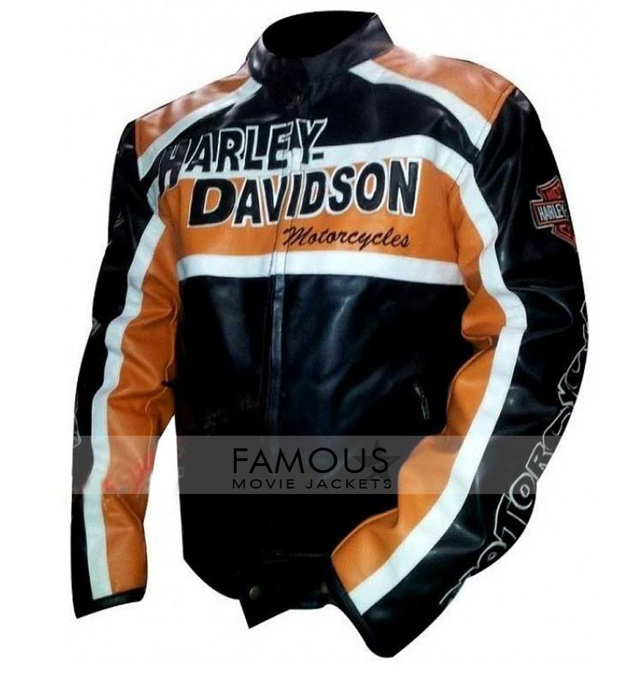 Harley Davidson Motorcycle Jackets