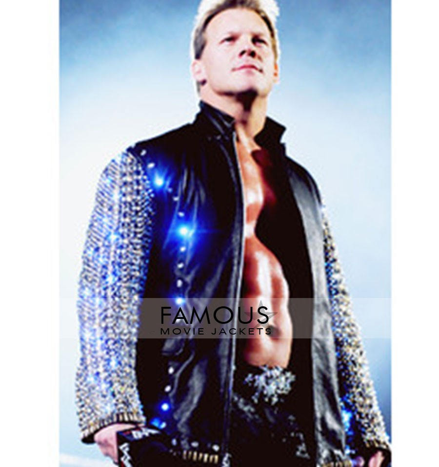 Wwe Chris Jericho Light Up Replica Jacket For Sale