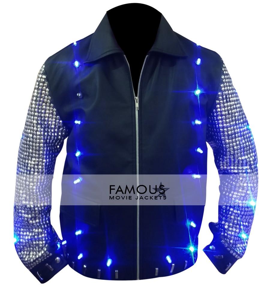 WWE Chris Jericho Light Up Replica Jacket For Sale ...